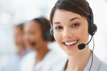 Contact Center Parcs Number